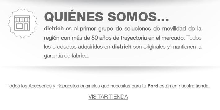 dietrich concesionario oficial ford